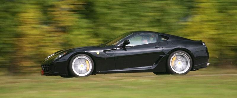 Ferrari 599 GTB Fiorano s dopingem od Novitec Rosso: - fotka 7