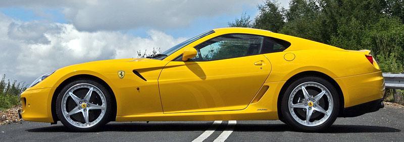 Paket HGTE pro Ferrari 599 GTB přichází do prodeje: - fotka 26