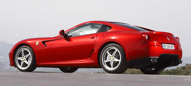 Paket HGTE pro Ferrari 599 GTB přichází do prodeje: - fotka 27