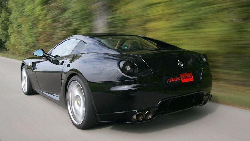 Ferrari 599 GTB Fiorano s dopingem od Novitec Rosso: - fotka 9