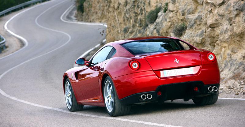Paket HGTE pro Ferrari 599 GTB přichází do prodeje: - fotka 28