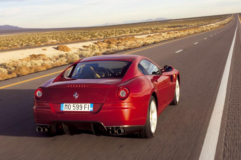 Ferrari představí v Ženevě koncept hybridního 599 GTB!: - fotka 24
