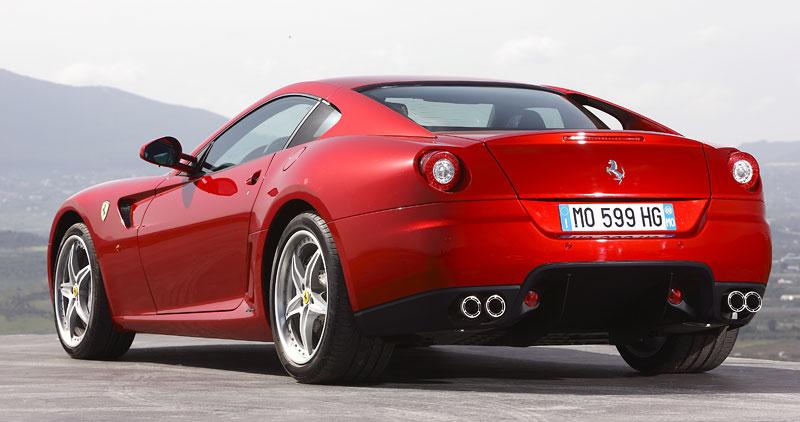 Paket HGTE pro Ferrari 599 GTB přichází do prodeje: - fotka 29