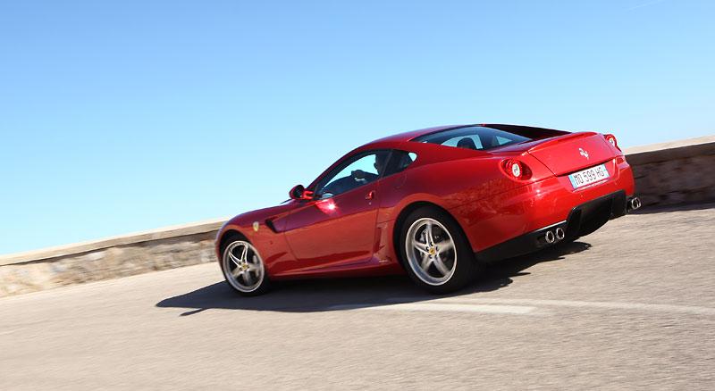 Paket HGTE pro Ferrari 599 GTB přichází do prodeje: - fotka 30