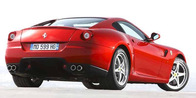 Paket HGTE pro Ferrari 599 GTB přichází do prodeje: - fotka 31