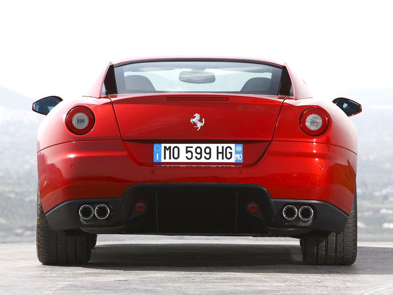 Paket HGTE pro Ferrari 599 GTB přichází do prodeje: - fotka 35