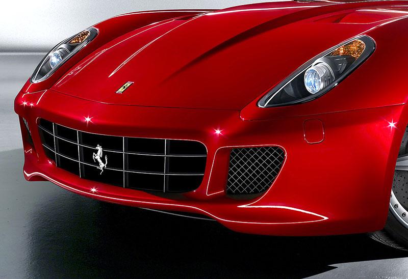Autosalon Ženeva: Ferrari 599 GTB Fiorano HGTE: - fotka 12