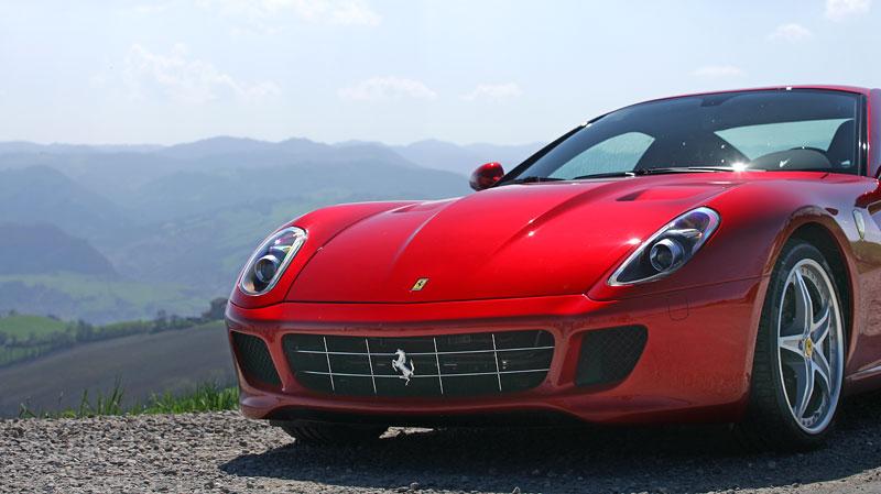 Paket HGTE pro Ferrari 599 GTB přichází do prodeje: - fotka 38