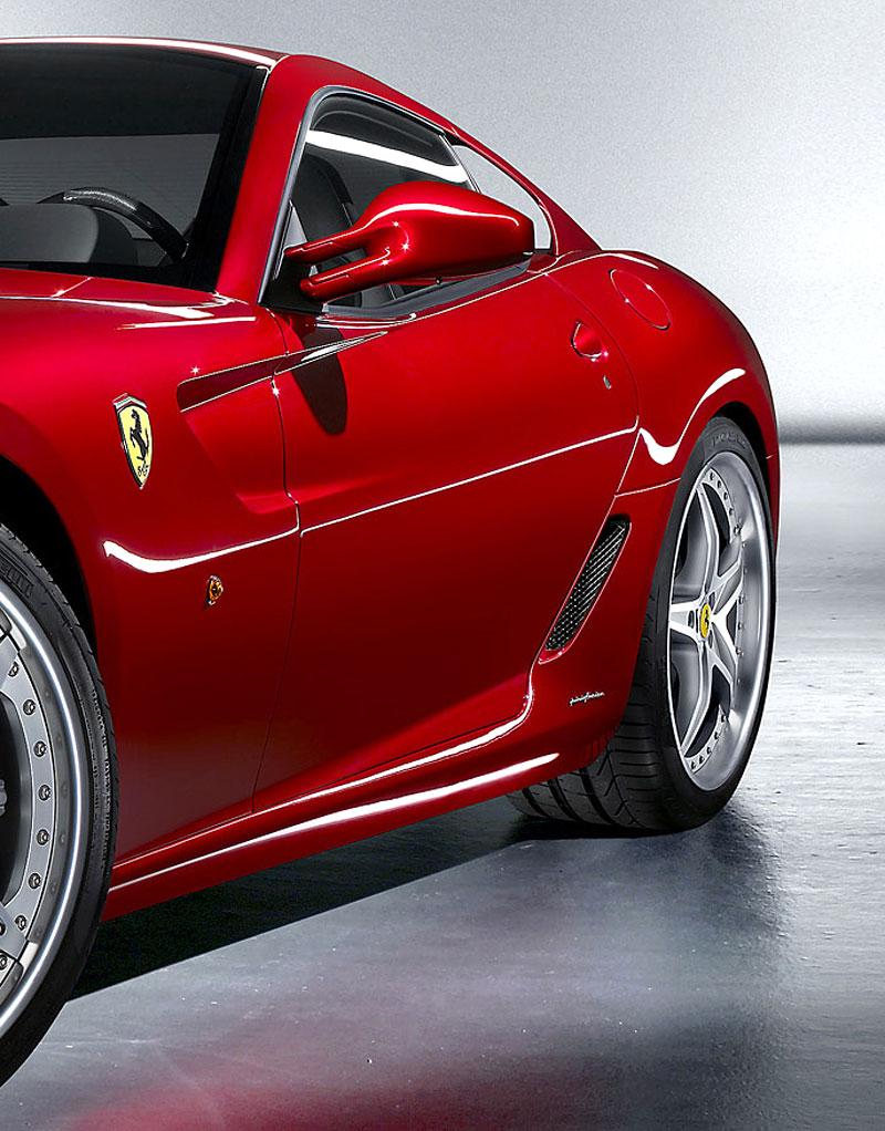 Autosalon Ženeva: Ferrari 599 GTB Fiorano HGTE: - fotka 14