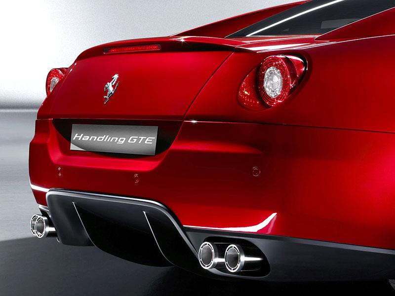 Autosalon Ženeva: Ferrari 599 GTB Fiorano HGTE: - fotka 16