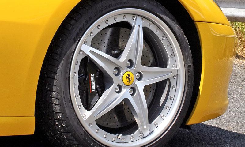 Paket HGTE pro Ferrari 599 GTB přichází do prodeje: - fotka 44