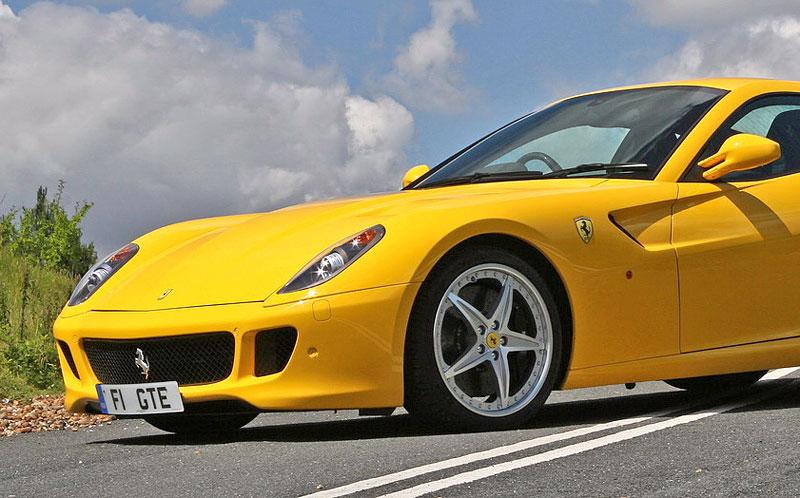 Paket HGTE pro Ferrari 599 GTB přichází do prodeje: - fotka 45