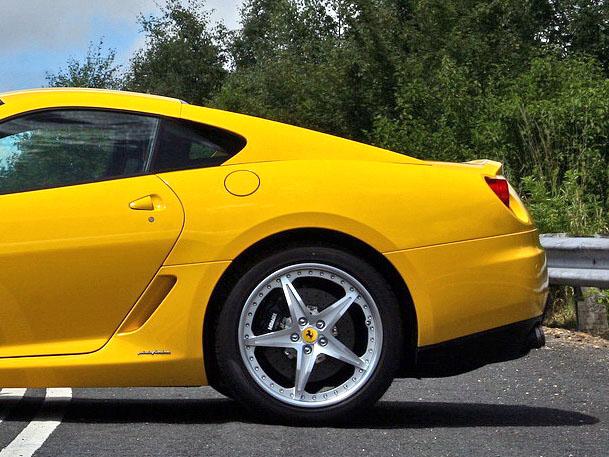 Paket HGTE pro Ferrari 599 GTB přichází do prodeje: - fotka 46