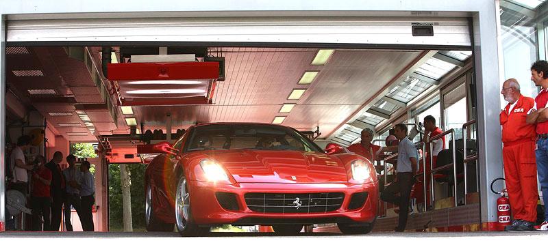 Paket HGTE pro Ferrari 599 GTB přichází do prodeje: - fotka 48