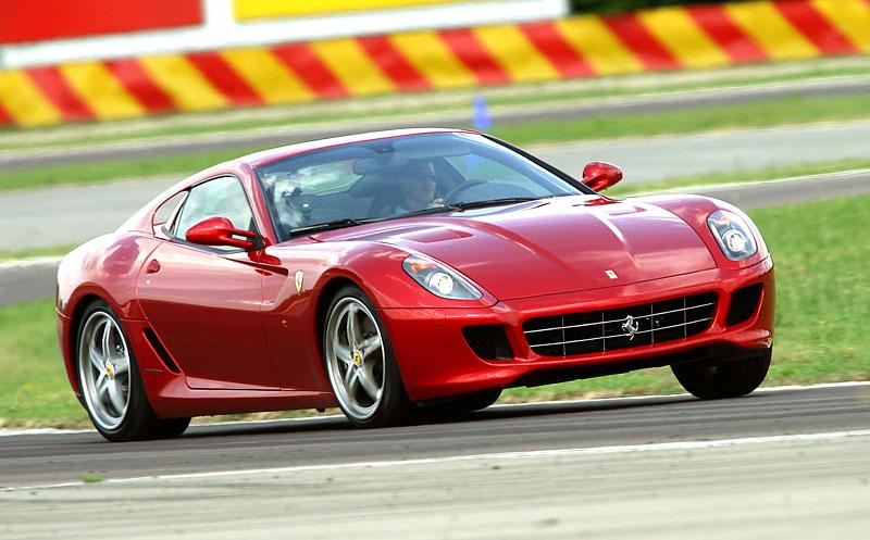 Paket HGTE pro Ferrari 599 GTB přichází do prodeje: - fotka 51
