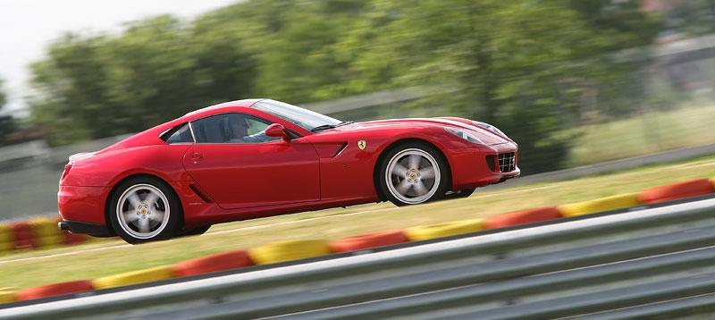 Paket HGTE pro Ferrari 599 GTB přichází do prodeje: - fotka 52