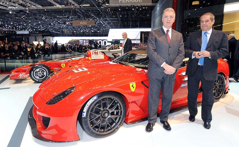 Ferrari 599XX: Massa za volantem (+video): - fotka 39