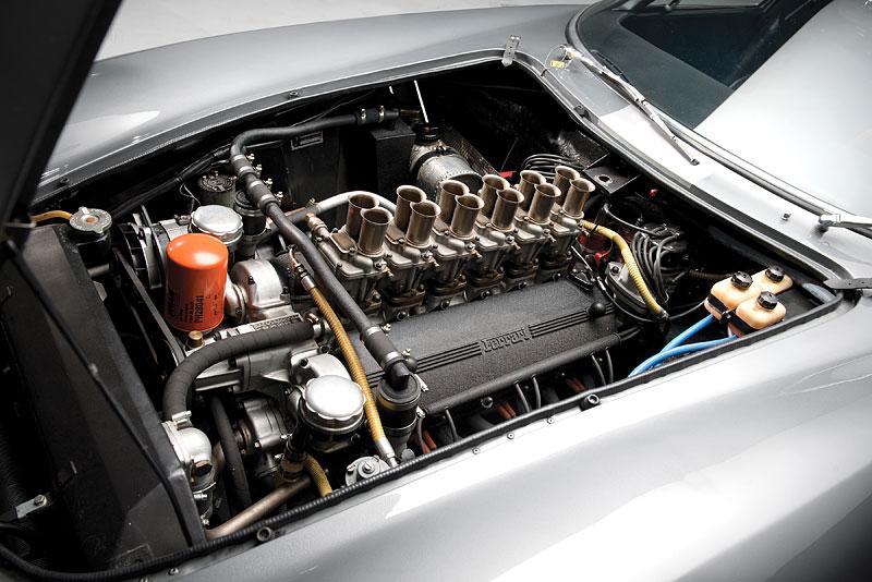 Ferrari 275 GTB/C Speciale by Scaglietti se chystá do aukce: - fotka 9