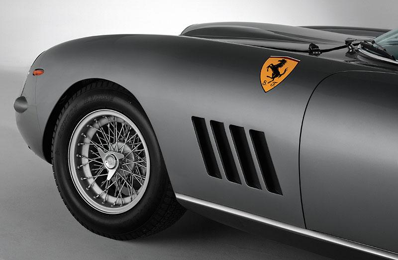 Ferrari 275 GTB/C Speciale by Scaglietti se chystá do aukce: - fotka 16