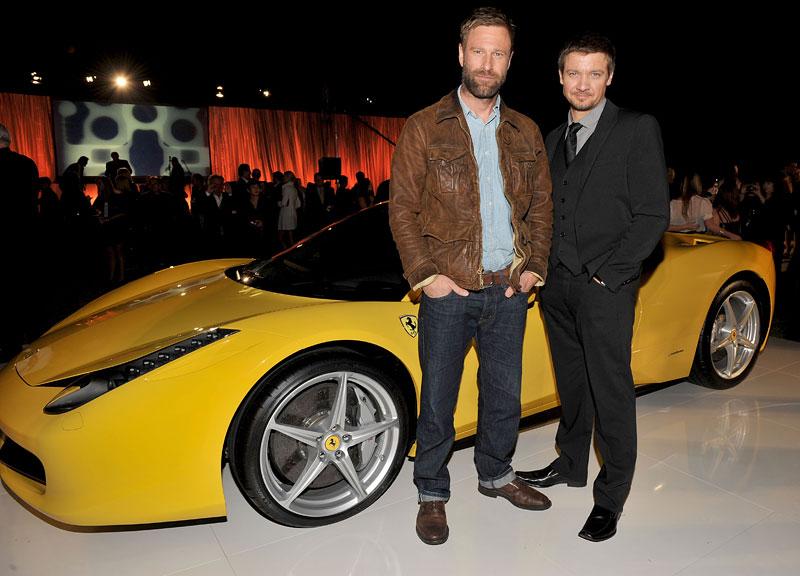 První Ferrari 458 Italia pro USA vydraženo, penízky míří na Haiti: - fotka 35