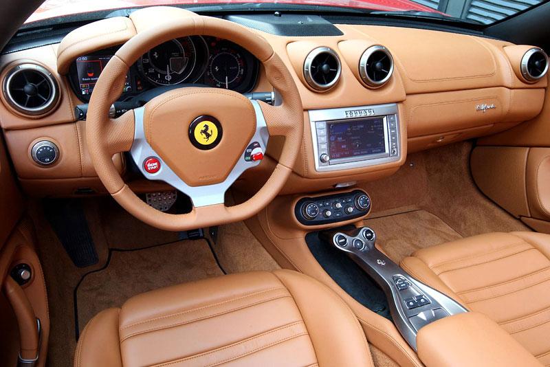 Ferrari California už zná svou cenu: - fotka 4