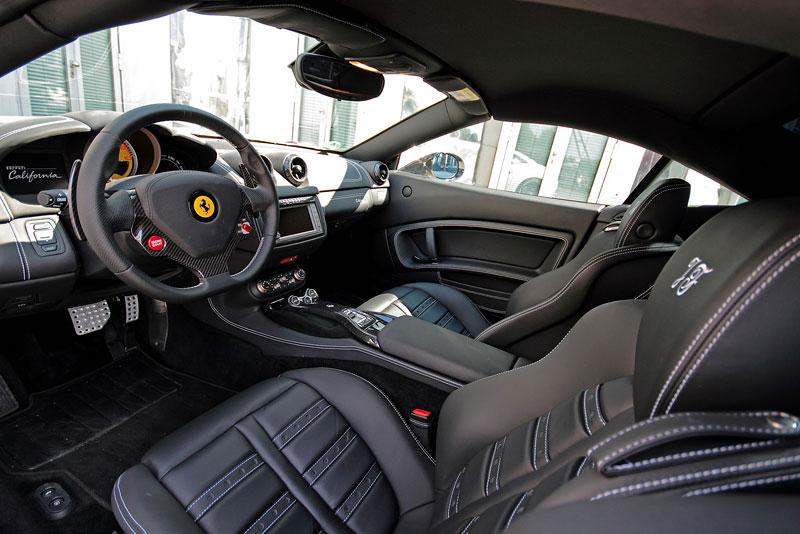 Ferrari California po zákroku Anderson Germany: - fotka 1