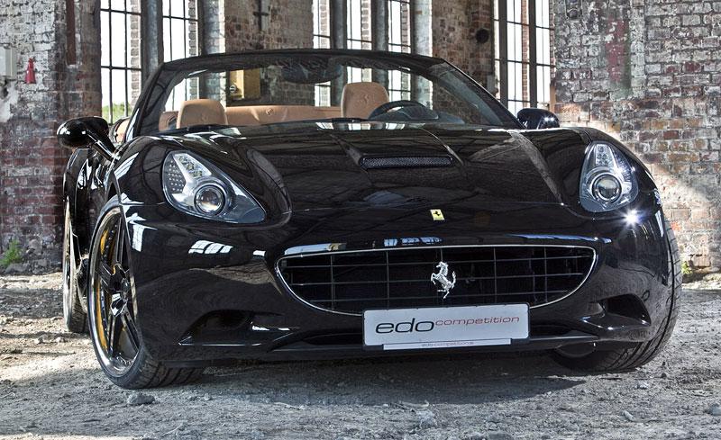 Edo Competition California: 500 koní pro nejmenší Ferrari: - fotka 1