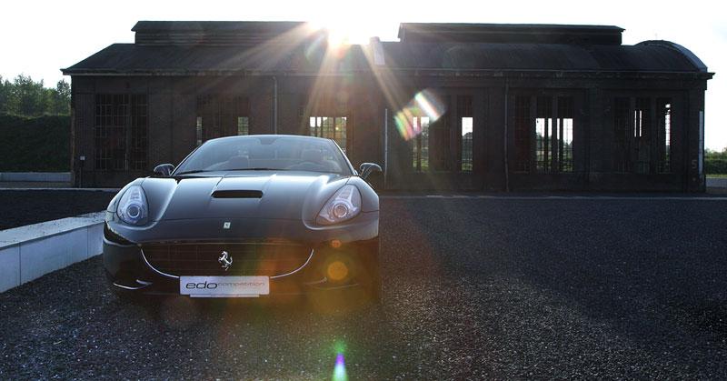 Edo Competition California: 500 koní pro nejmenší Ferrari: - fotka 2