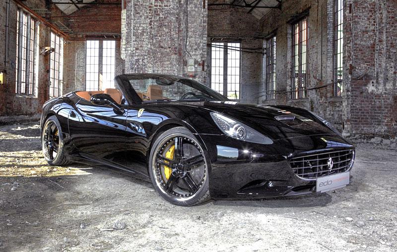 Edo Competition California: 500 koní pro nejmenší Ferrari: - fotka 3