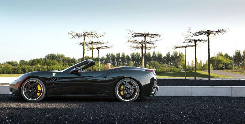 Edo Competition California: 500 koní pro nejmenší Ferrari: - fotka 11