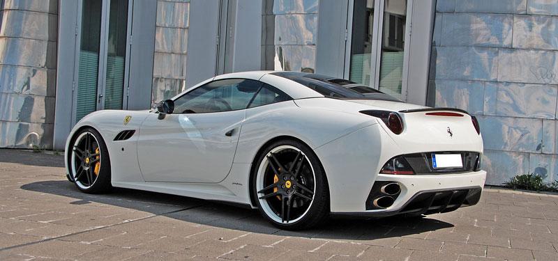 Ferrari California po zákroku Anderson Germany: - fotka 5