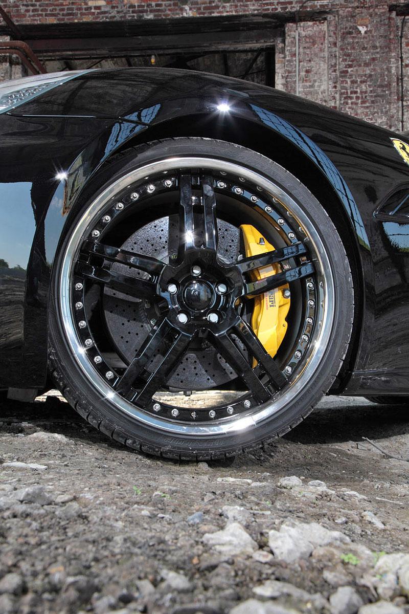 Edo Competition California: 500 koní pro nejmenší Ferrari: - fotka 17