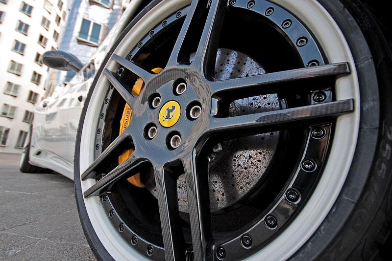 Ferrari California po zákroku Anderson Germany: - fotka 6
