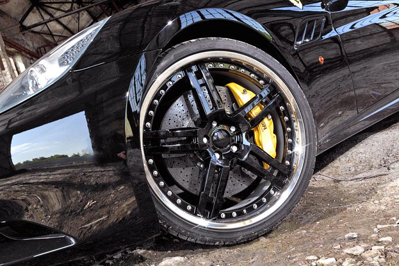 Edo Competition California: 500 koní pro nejmenší Ferrari: - fotka 18
