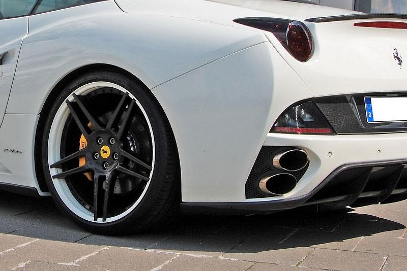 Ferrari California po zákroku Anderson Germany: - fotka 7
