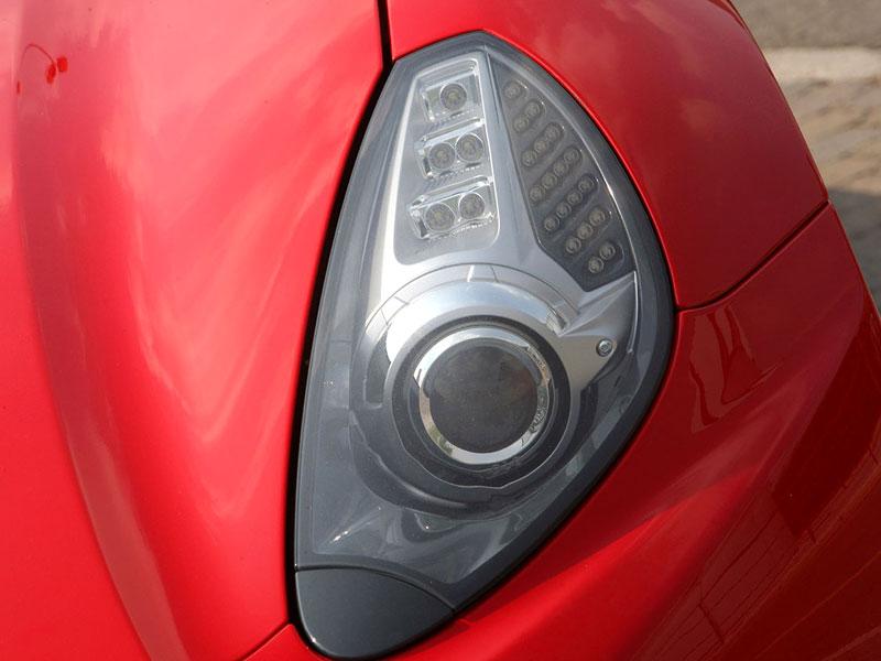 Ferrari California už zná svou cenu: - fotka 36