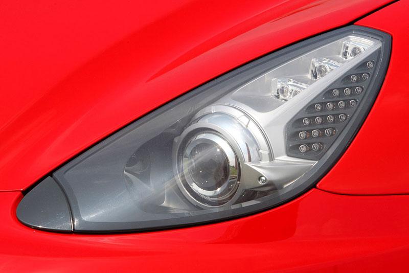Ferrari California už zná svou cenu: - fotka 37