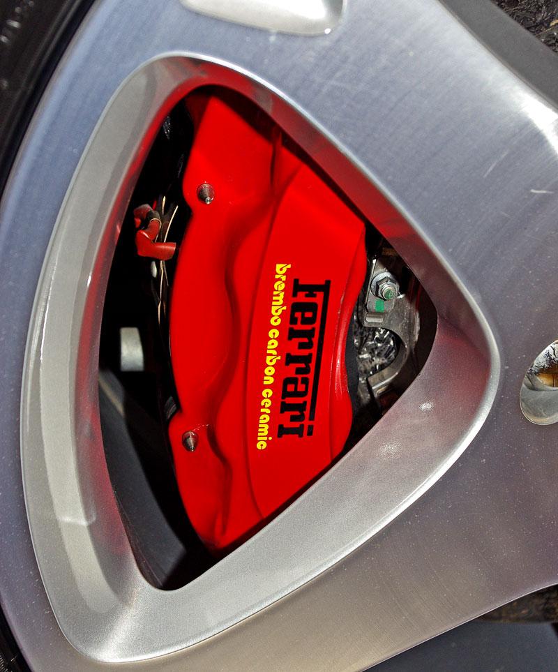 Ferrari California k vidění v Praze!: - fotka 39