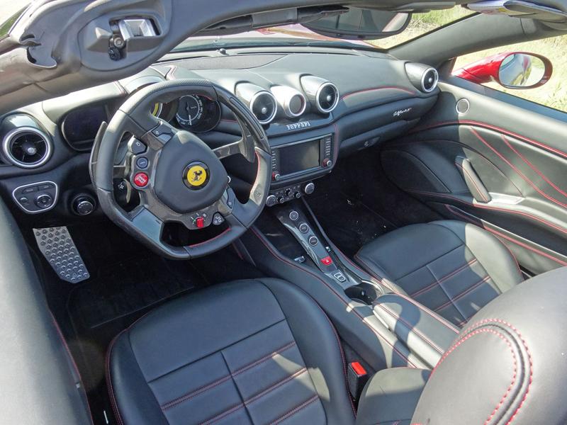 Za volantem: Ferrari California T: - fotka 1