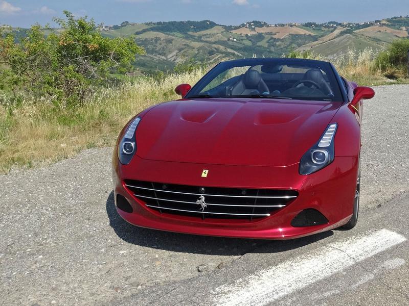 Za volantem: Ferrari California T: - fotka 7
