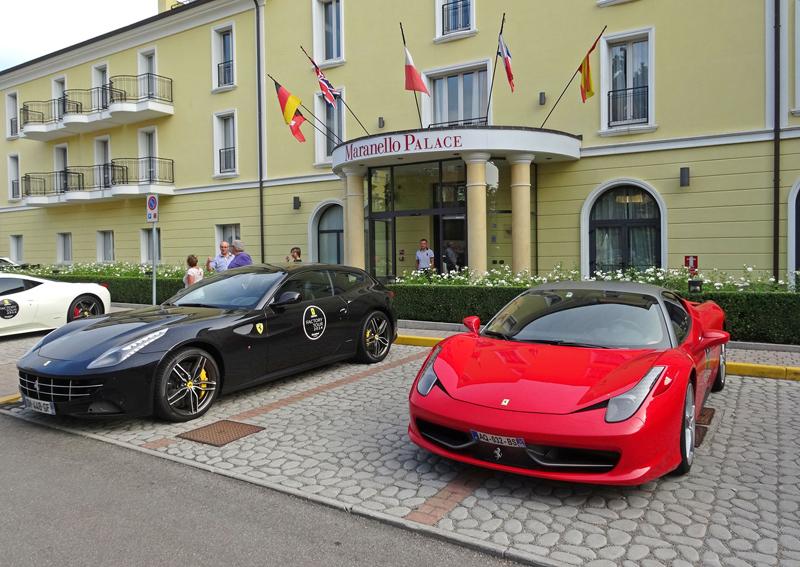 Za volantem: Ferrari California T: - fotka 16