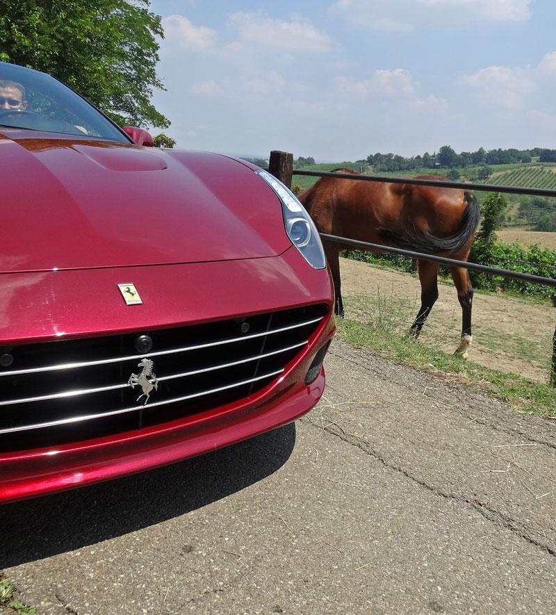 Za volantem: Ferrari California T: - fotka 33