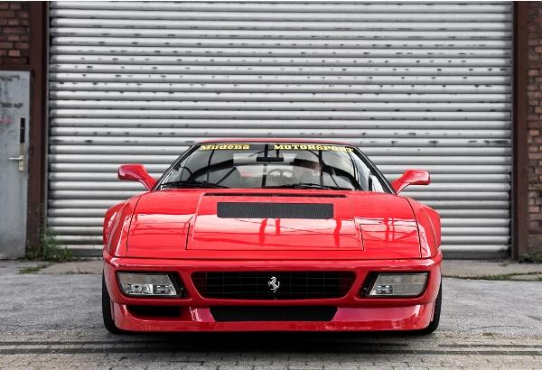 Unikátní prototyp Ferrari Enzo je na prodej: - fotka 3