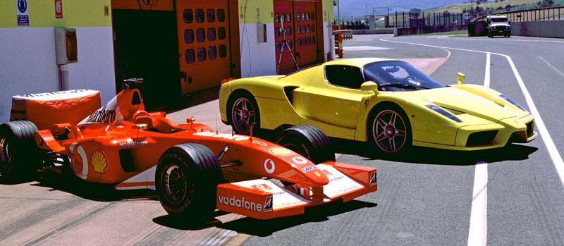 Ferrari F70: po Enzu přijde osmiválec a odtučňovací kúra: - fotka 8