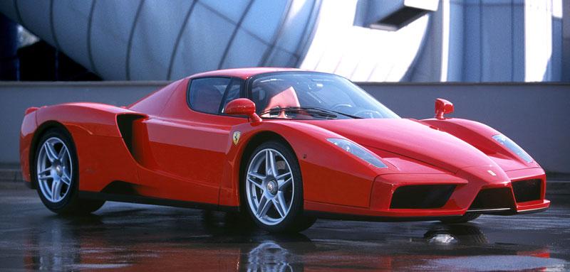 Ferrari F70: po Enzu přijde osmiválec a odtučňovací kúra: - fotka 11