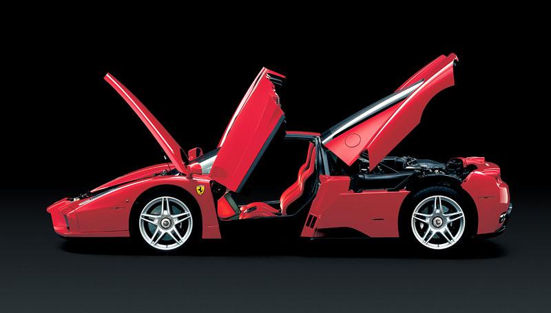 Ferrari F70: po Enzu přijde osmiválec a odtučňovací kúra: - fotka 12