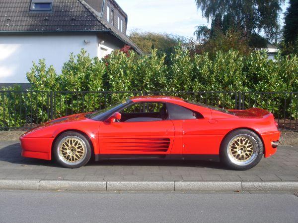 Unikátní prototyp Ferrari Enzo je na prodej: - fotka 8