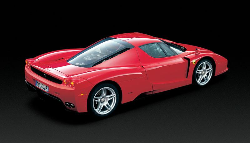 Ferrari F70: po Enzu přijde osmiválec a odtučňovací kúra: - fotka 13