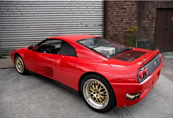 Unikátní prototyp Ferrari Enzo je na prodej: - fotka 9