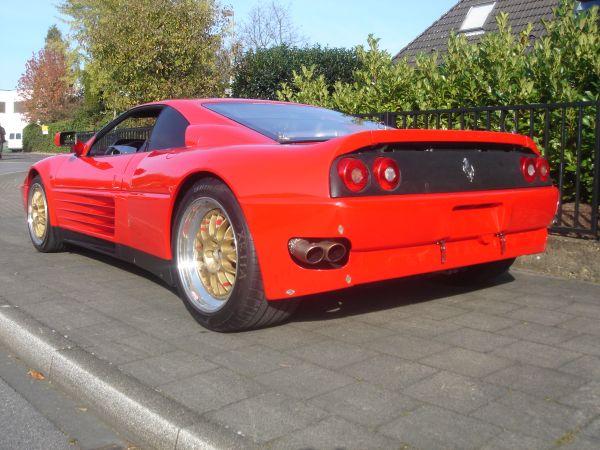 Unikátní prototyp Ferrari Enzo je na prodej: - fotka 13